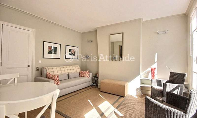Rent Apartment 1 Bedroom 40m² passage de l Ancre, 75003 Paris