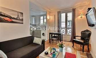 Rent Apartment 2 Bedrooms 55m² cours de Vincennes, 12 Paris