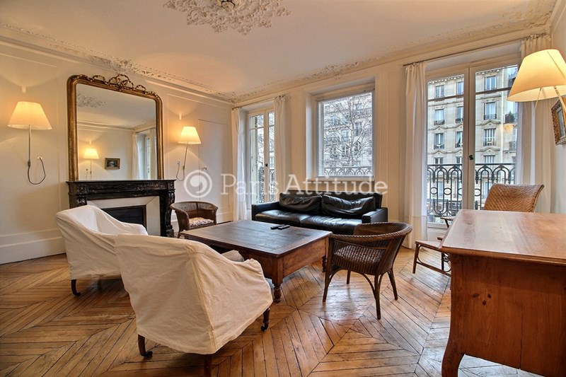 Location Appartement 2 Chambres 115m² boulevard Beaumarchais, 75011 Paris