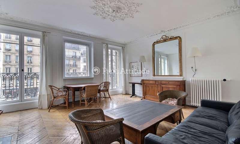 Aluguel Apartamento 2 quartos 115m² boulevard Beaumarchais, 11 Paris