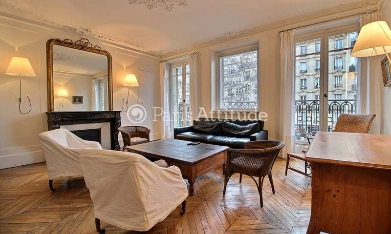 Rent Apartment 2 Bedrooms 115m² boulevard Beaumarchais, 75011 Paris