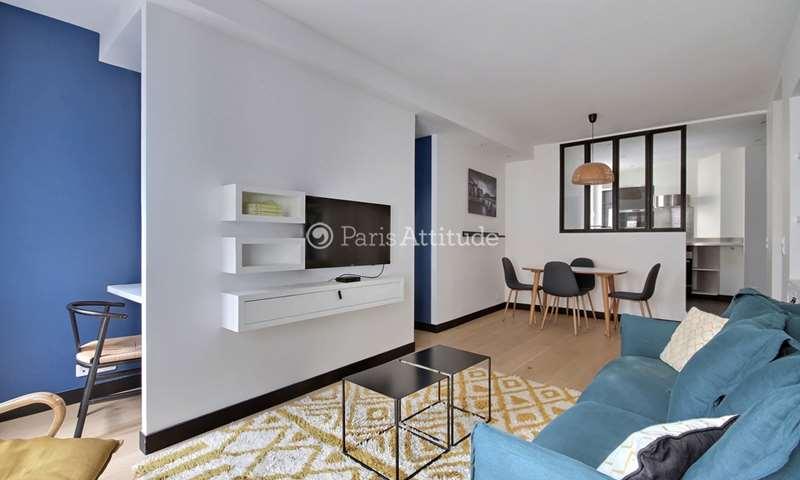 Rent Apartment 1 Bedroom 55m² rue Saint Honore, 1 Paris