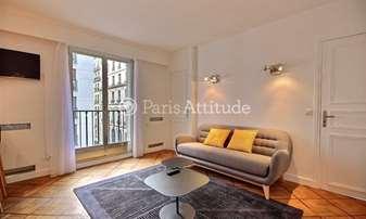 Rent Apartment 2 Bedrooms 59m² boulevard Saint Germain, 6 Paris