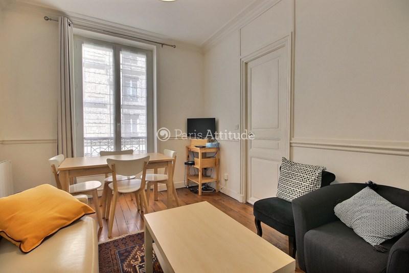 Rent Apartment 1 Bedroom 31m² rue Primatice, 75013 Paris