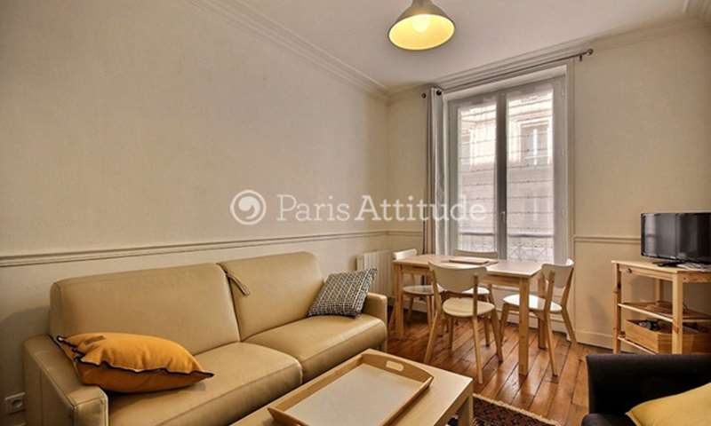 Rent Apartment 1 Bedroom 31m² rue Primatice, 13 Paris