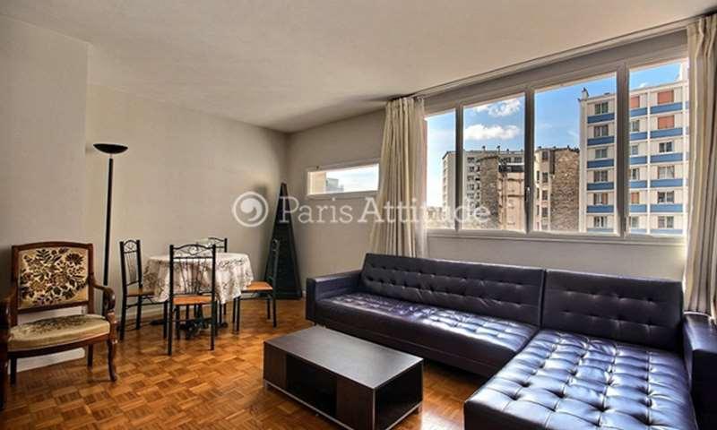 Location Appartement 2 Chambres 70m² rue de Javel, 75015 Paris