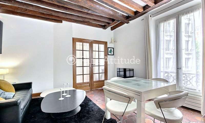 Location Appartement 2 Chambres 50m² rue Basfroi, 11 Paris