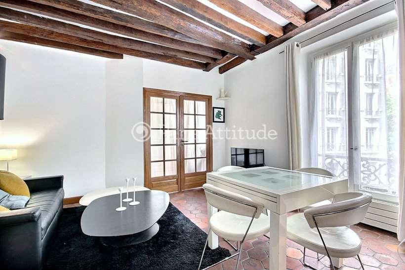 Aluguel Apartamento mobiliado 2 quartos 50m² rue Basfroi, 75011 Paris