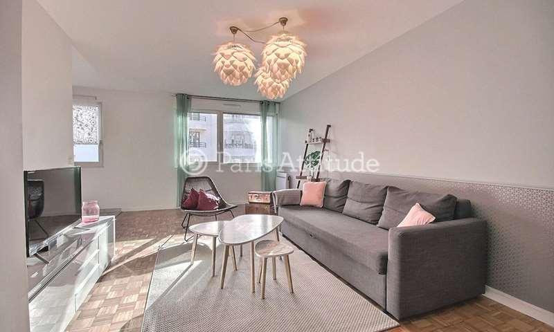 Rent Apartment 1 Bedroom 58m² Boulevard du Général de Gaulle, 92120 Montrouge