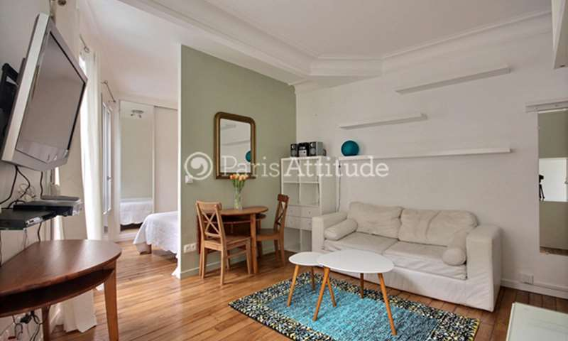 Rent Apartment 1 Bedroom 31m² rue Claude Bernard, 5 Paris