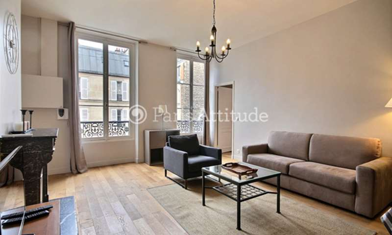 Rent Apartment 1 Bedroom 48m² rue Washington, 75008 Paris