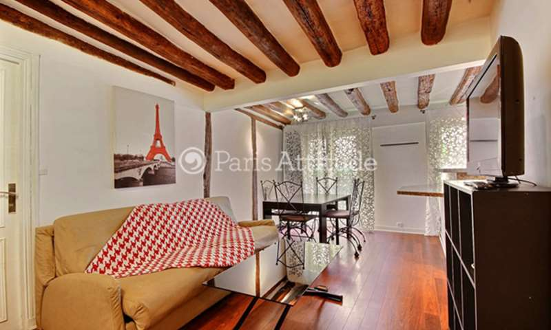 Rent Apartment 2 Bedroom 56m² rue de Verneuil, 75007 Paris