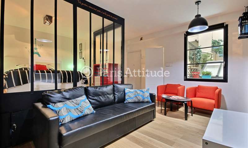 Rent Apartment 2 Bedroom 42m² rue Notre Dame de Nazareth, 75003 Paris