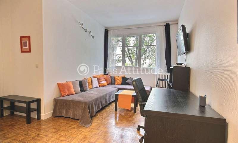 Rent Apartment 1 Bedroom 40m² rue du Faubourg Saint Martin, 10 Paris