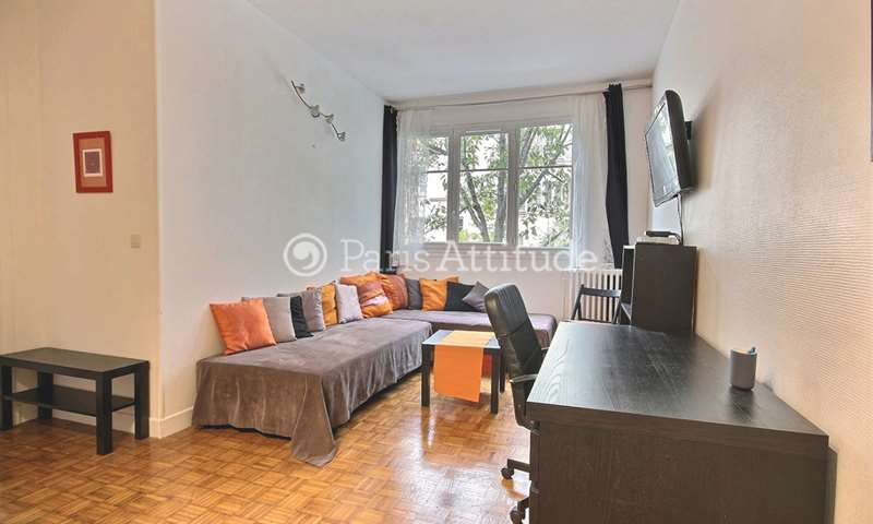 Rent Apartment 1 Bedroom 40m² rue du Faubourg Saint Martin, 75010 Paris