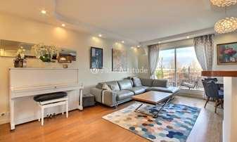 Rent Apartment 3 Bedrooms 97m² rue Paul Vaillant Couturier, 92300 Levallois Perret