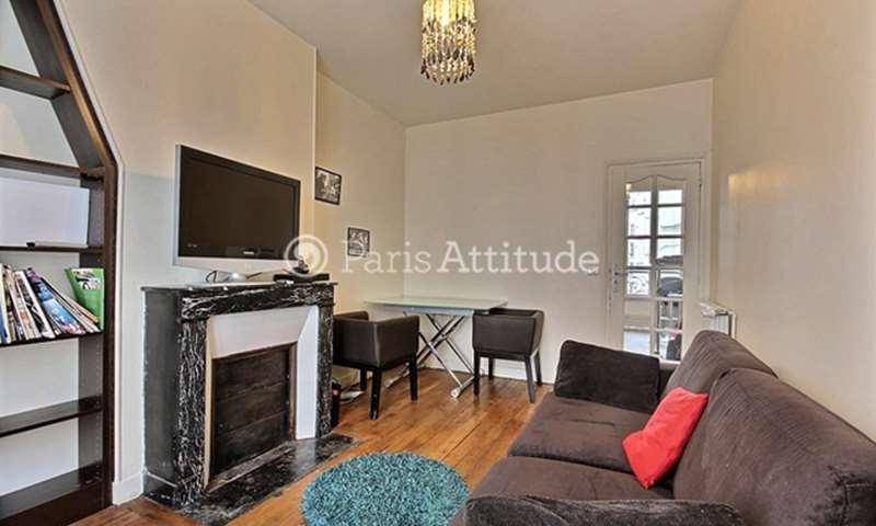Location Appartement 1 Chambre 43m² rue Dalou, 15 Paris