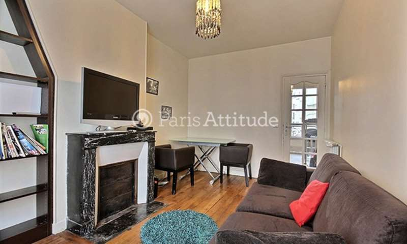 Rent Apartment 1 Bedroom 43m² rue Dalou, 75015 Paris