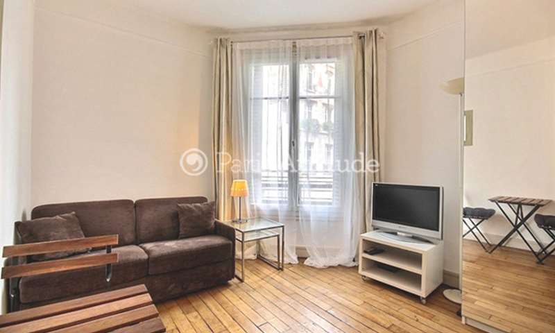 Rent Apartment Studio 22m² rue Jouvenet, 16 Paris