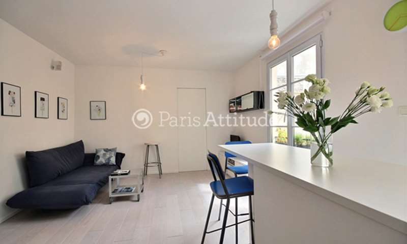Rent Apartment 1 Bedroom 35m² rue du Vertbois, 3 Paris