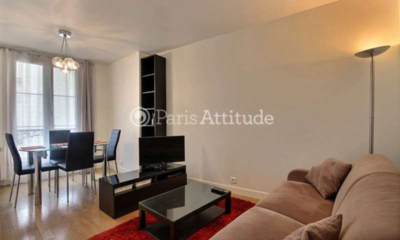 Rent Apartment 1 Bedroom 39m² rue du Renard, 75004 Paris