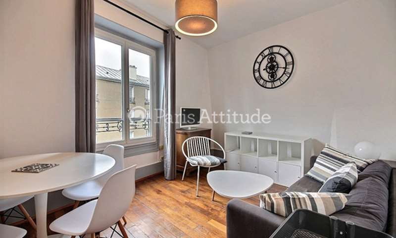 Rent Apartment 1 Bedroom 29m² Boulevard Jean Jaures, 92100 Boulogne Billancourt