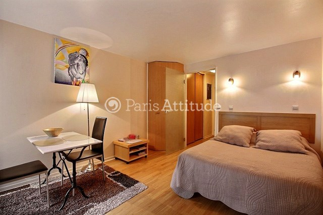 Location Appartement Studio 25m² rue Jean Baptiste Pigalle, 75009 Paris