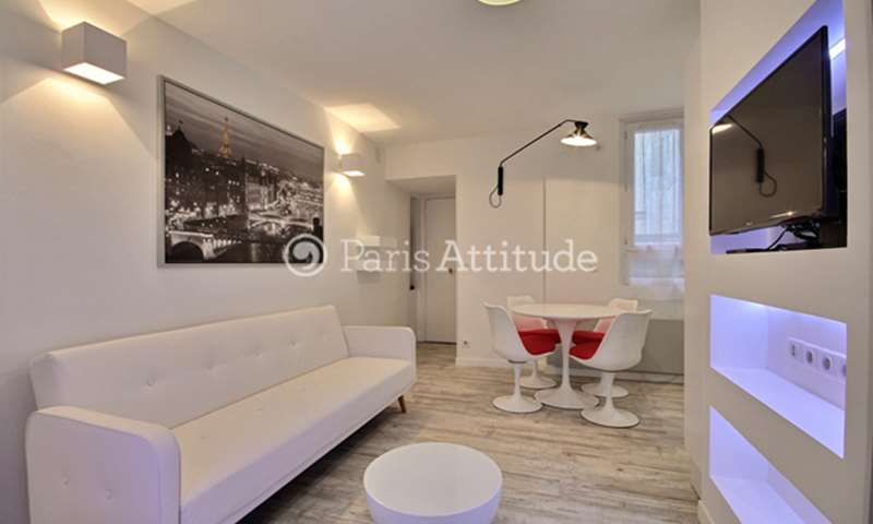 Rent Apartment 2 Bedroom 50m² rue du Temple, 75003 Paris