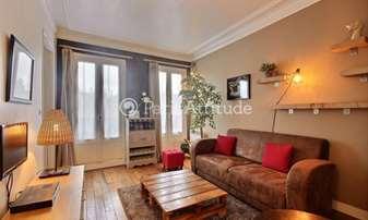 Rent Apartment 1 Bedroom 26m² rue Paul Fort, 14 Paris