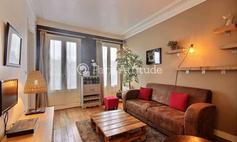 Rent Apartment 1 Bedroom 26m² rue Paul Fort, 14 Paris