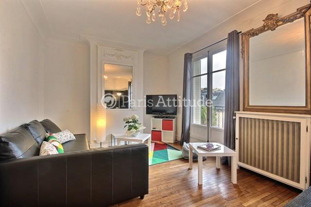 Rent Apartment 1 Bedroom 66m² rue Degas, 75016 Paris