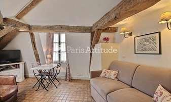 Rent Apartment Studio 18m² rue Saint Roch, 1 Paris