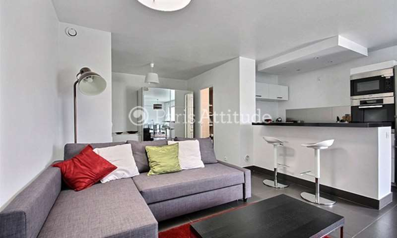 Rent Apartment 1 Bedroom 53m² rue Rigaud, 92200 Neuilly sur Seine
