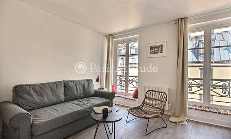 Aluguel Apartamento Quitinete 23m² rue Traversiere, 12 Paris