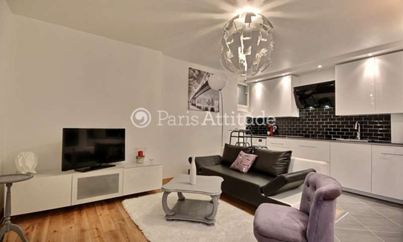 Rent Apartment 1 Bedroom 40m² rue du Temple, 75003 Paris