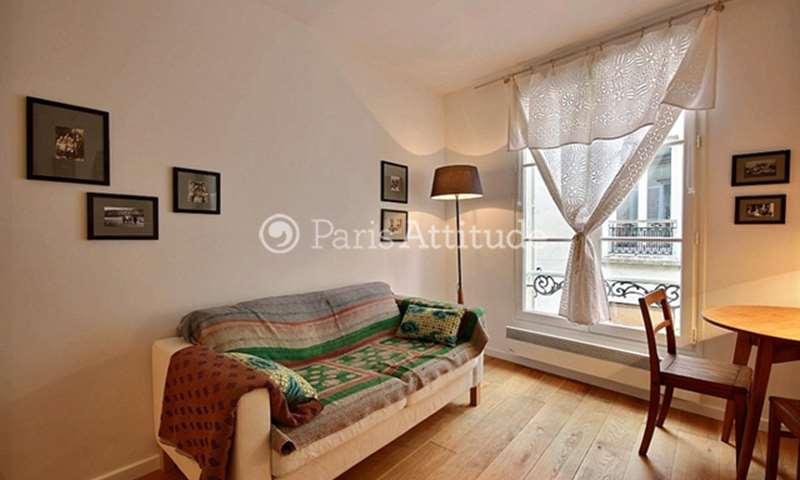 Location Appartement Studio 21m² rue Andre Antoine, 18 Paris