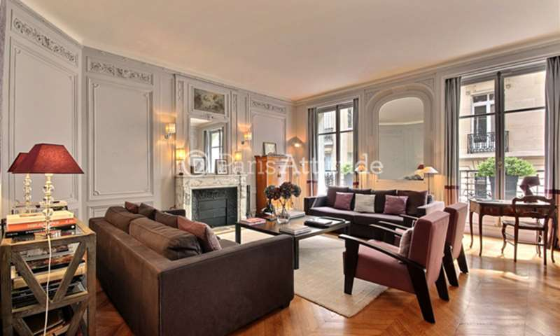 Rent Apartment 5 Bedroom 226m² rue Spontini, 75016 Paris