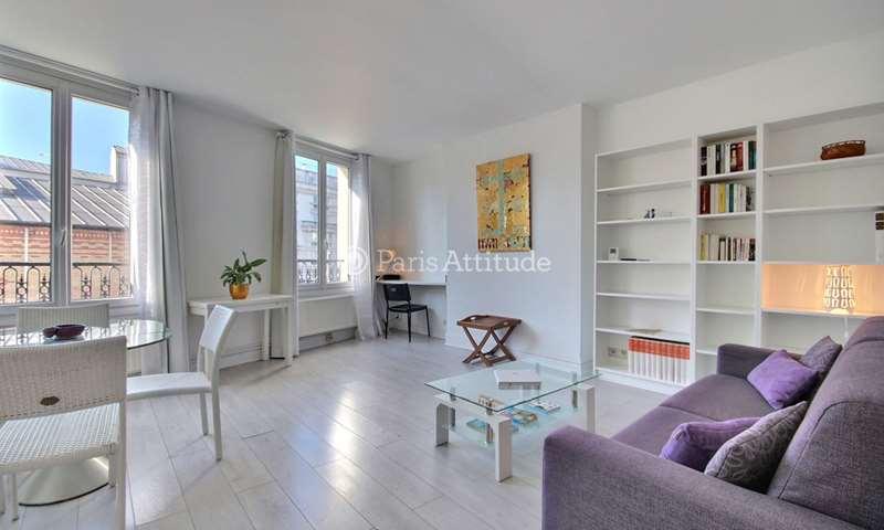 Location Appartement 1 Chambre 52m² boulevard de Grenelle, 15 Paris