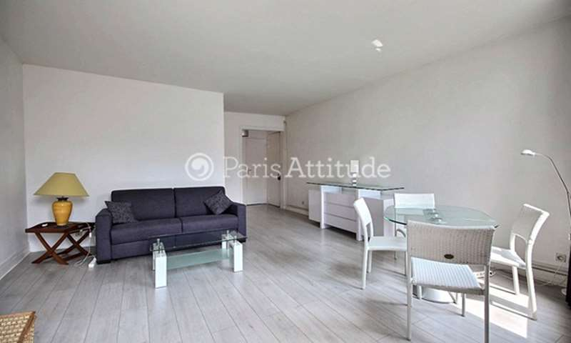 Rent Apartment 1 Bedroom 52m² boulevard de Grenelle, 75015 Paris