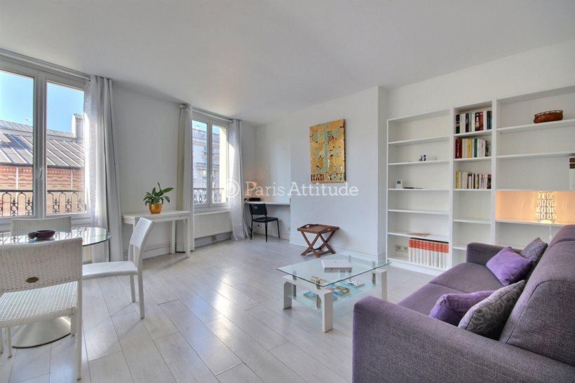 Aluguel Apartamento mobiliado 1 quarto 52m² boulevard de Grenelle, 75015 Paris