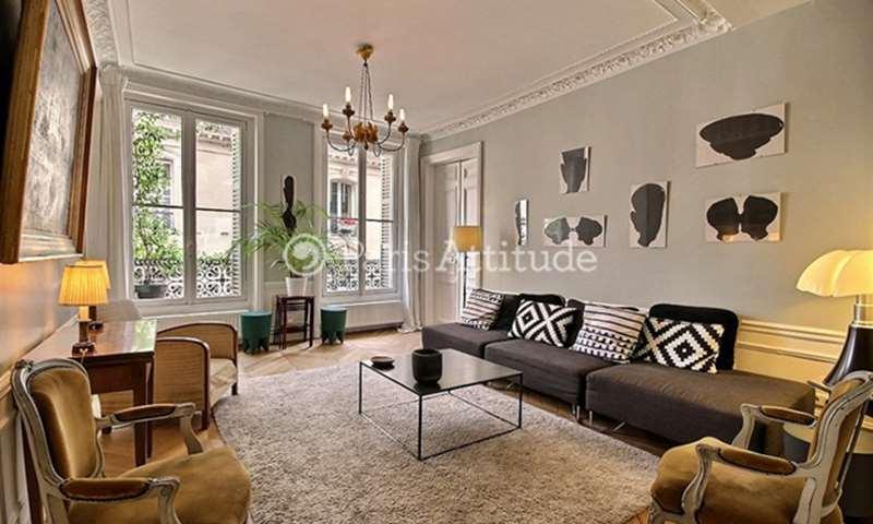 Rent Apartment 2 Bedrooms 103m² rue Champollion, 5 Paris