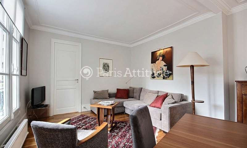 Rent Apartment 1 Bedroom 45m² rue de Vaugirard, 75006 Paris