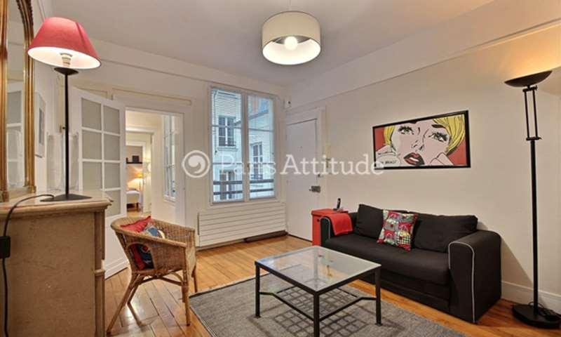 Location Appartement 1 Chambre 40m² rue du Dragon, 75006 Paris