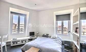 Rent Apartment Studio 31m² rue Pierre Le Grand, 8 Paris