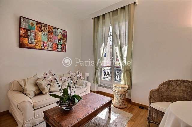 Rent Apartment in Paris 75006 - Furnished - 30m² Saint