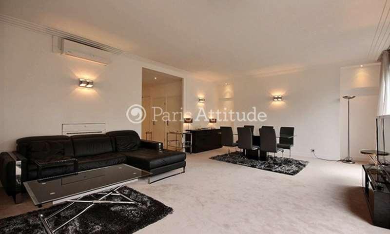 Rent Apartment 1 Bedroom 87m² avenue Montaigne, 75008 Paris