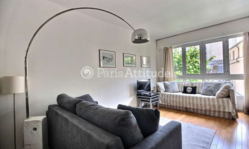 Location Appartement Studio 27m² rue du Grand Veneur, 75004 Paris