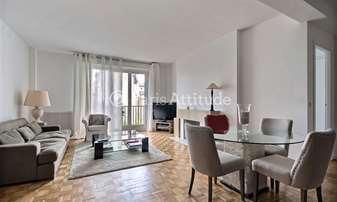 Rent Apartment 2 Bedrooms 72m² avenue Theophile Gautier, 16 Paris