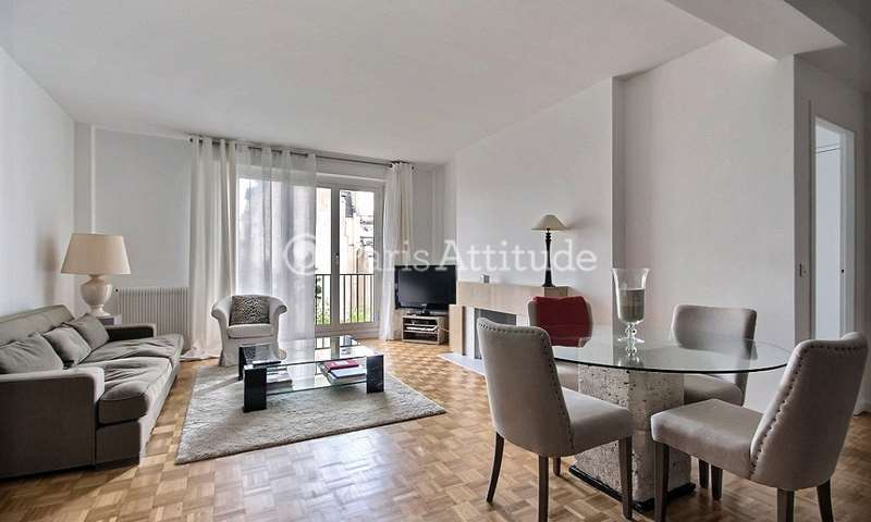 Rent Apartment 2 Bedrooms 72m² avenue Theophile Gautier, 16 Paris