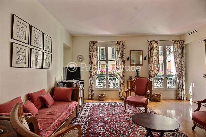 Louer un appartement paris 75006 75m luxembourg ref for Louer chambre sans fenetre